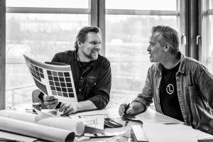 Erik och Martin Lerch träinredningar