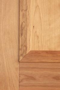Detalj väggpanel i trä